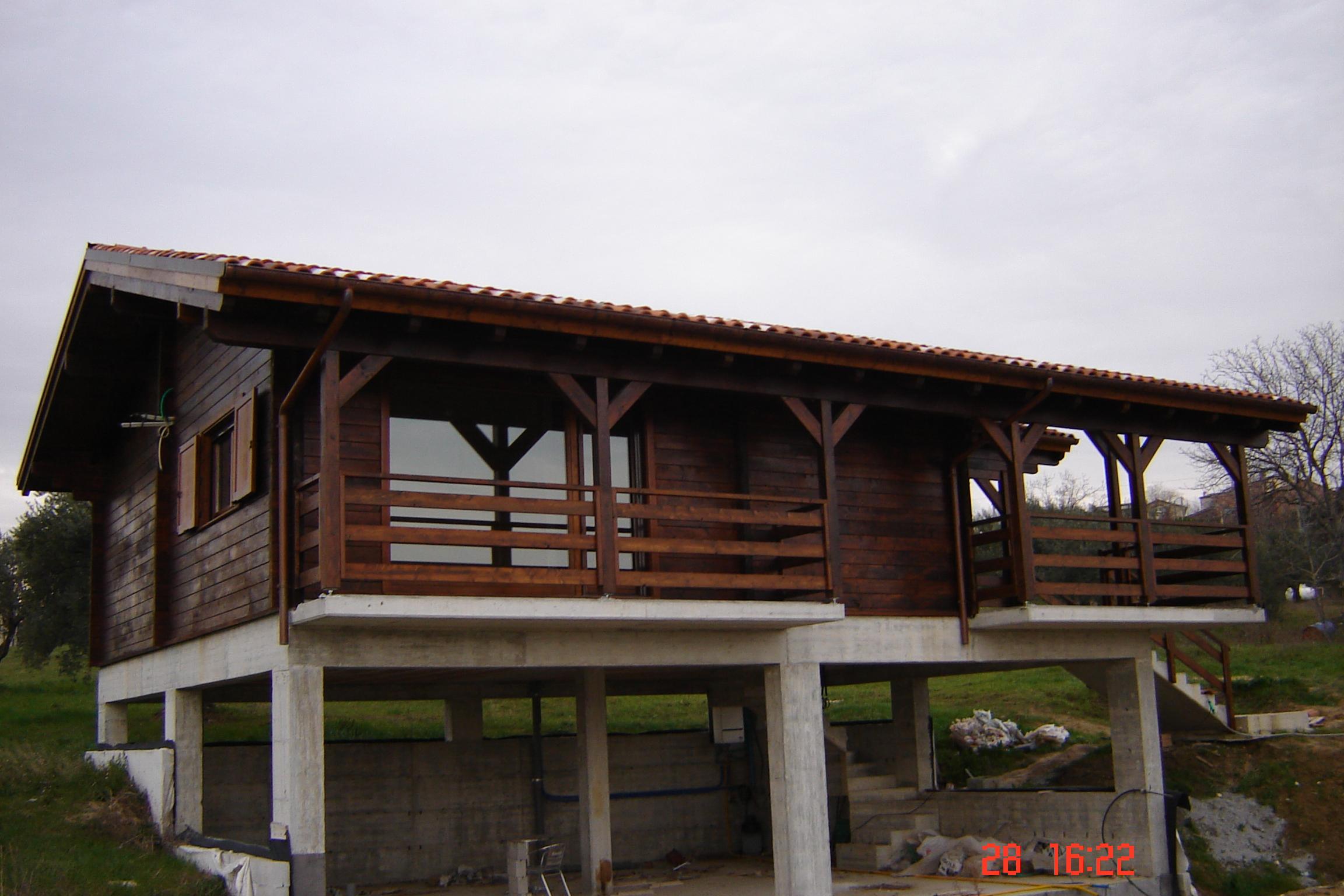 Molise legno snc for Case in legno e acciaio